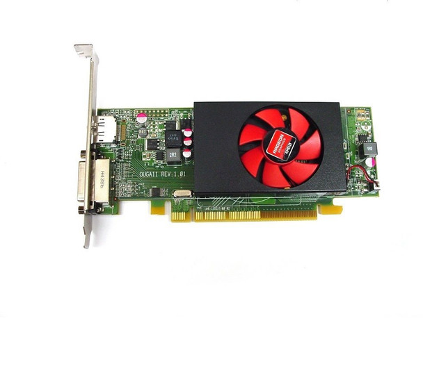 AMD Radeon HD 8490 1GB DDR3 PCIe x16 DVI Display Port Video Card Dell Part # 7W12P