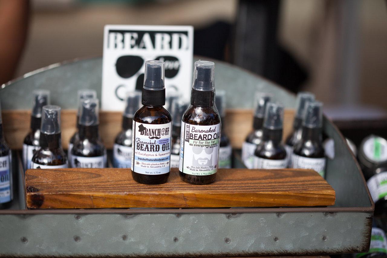 Crisp Eucalyptus Beard Oil for Growth & Moisture
