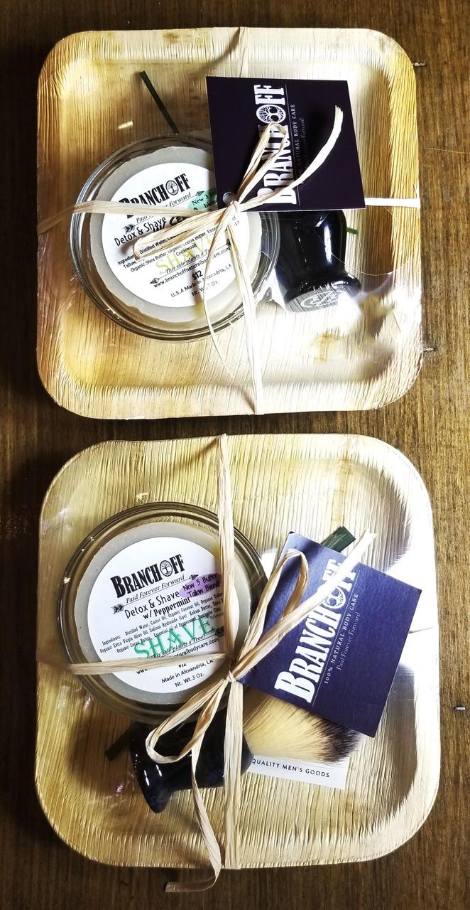 Luxury Shave Gift-set