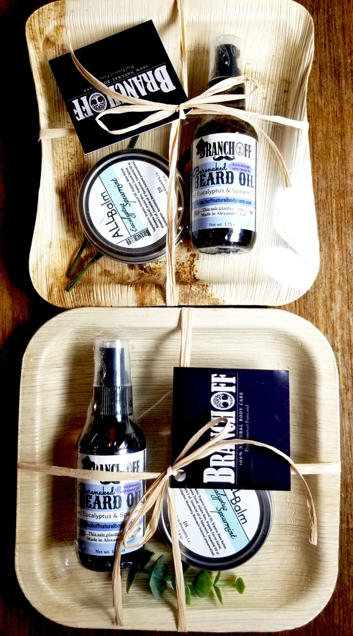Beard Oil/Balm Giftset