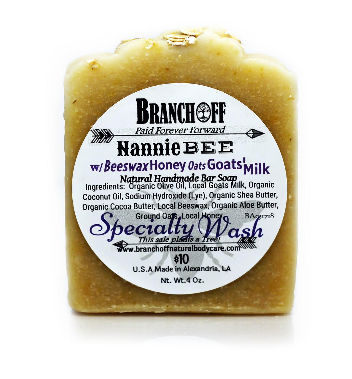 Fresh Goat Milk Soap - Perfect for Dry Sensitive Skin!
