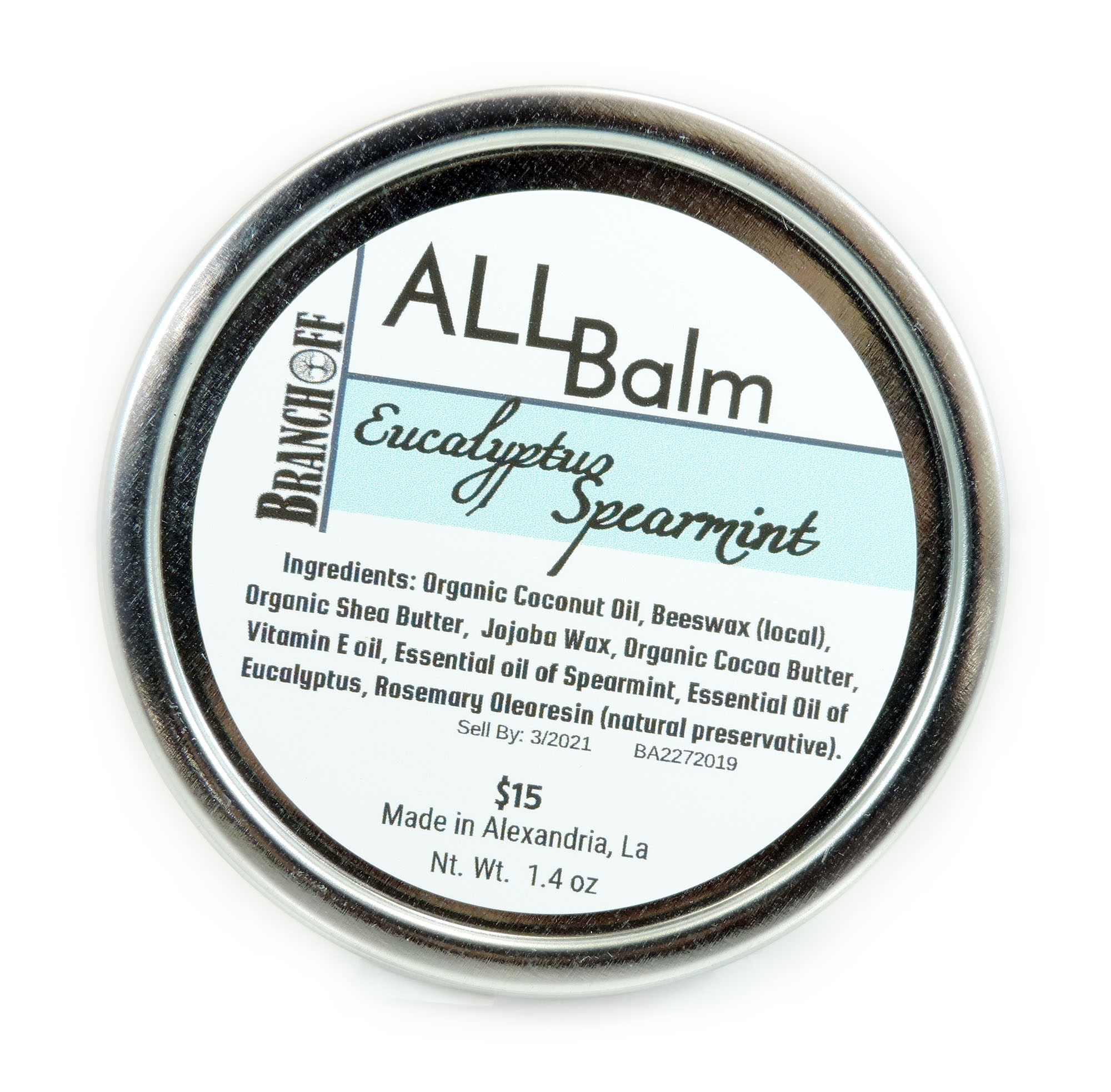 Allover Beard Balm