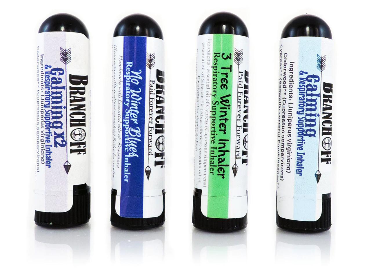 Aromatherapy Inhalers