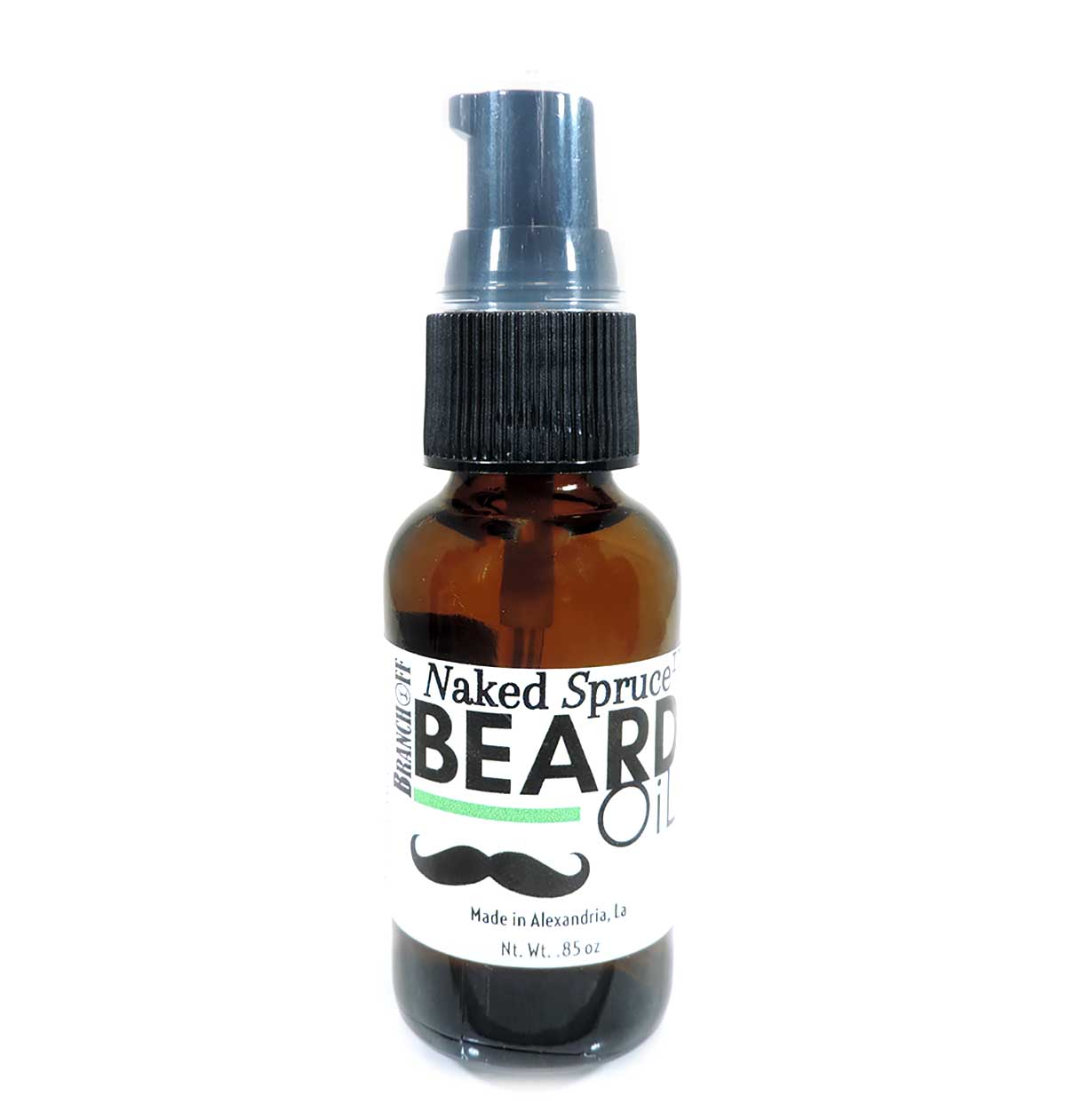 Beard Oil Naked Spruce