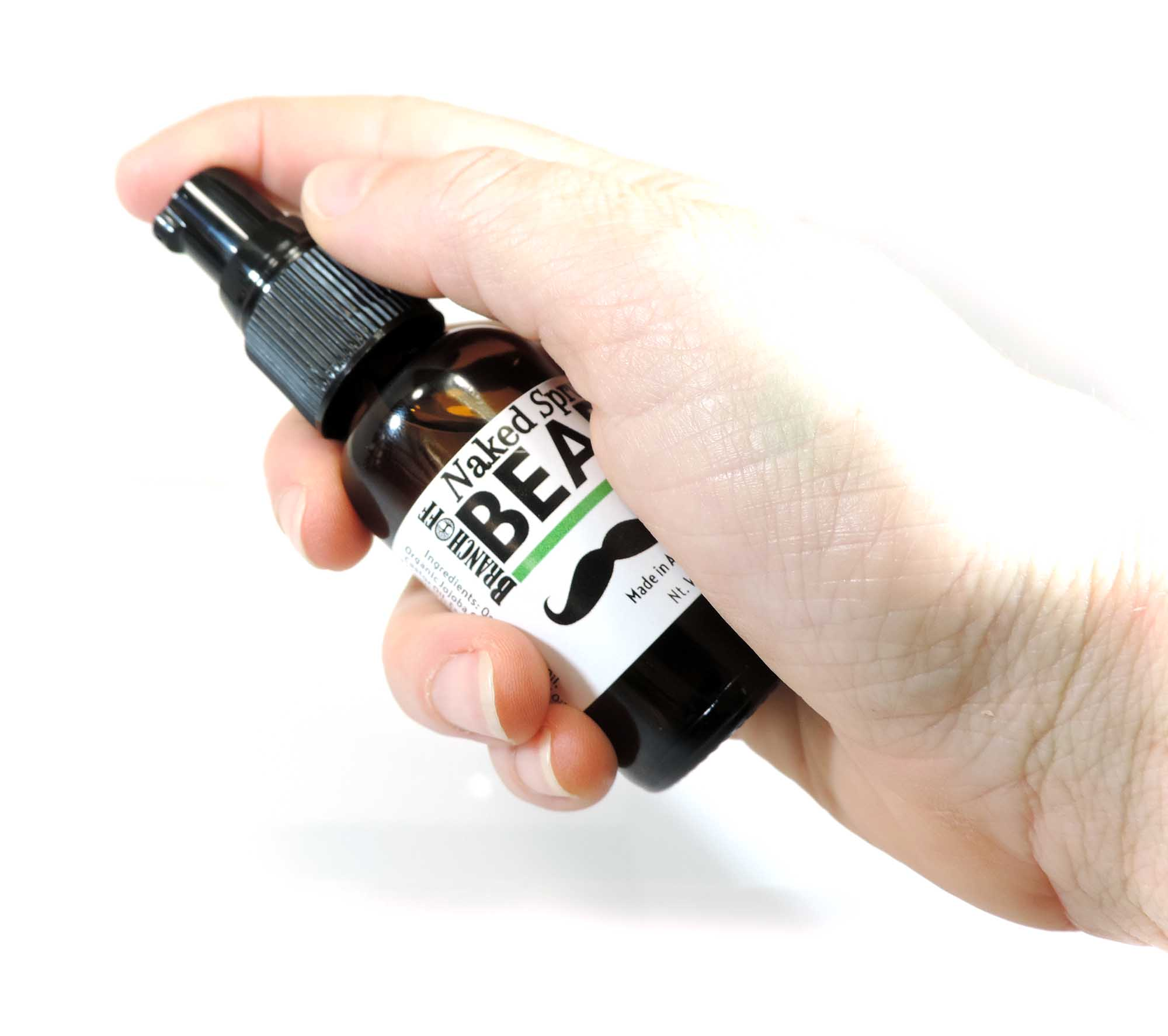 Beard Oil Naked Spruce ***OUT OF STOCK***