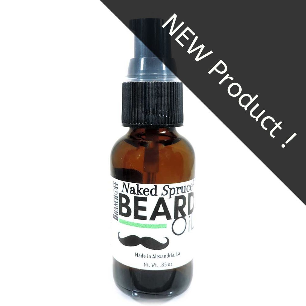 Delve into a crisp Spruce forest with this masculine scent.  No matter your choice these moisturizing Beard oils will keep your beard tame, flake free, and smelling splendid!
