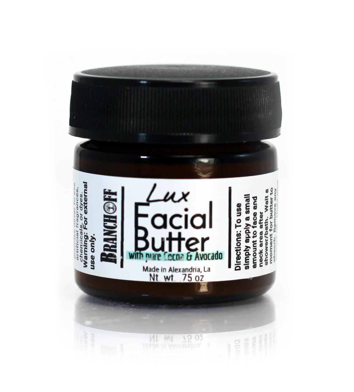 Mega Moisture Facial Butter