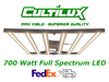 Cultilux LED 700 watt grow lamp CL-LPC7-700WLED free FedEx shipping