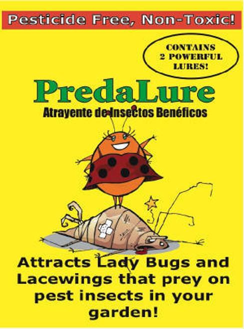 VivaTrap! PredaLure Ladybug & Lacewing Attractant (2 Pack)