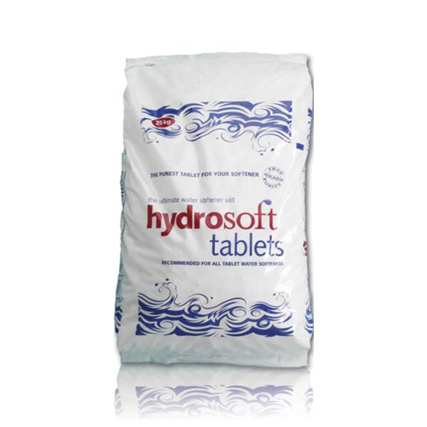25 kgs HydroSoft Tablet salt