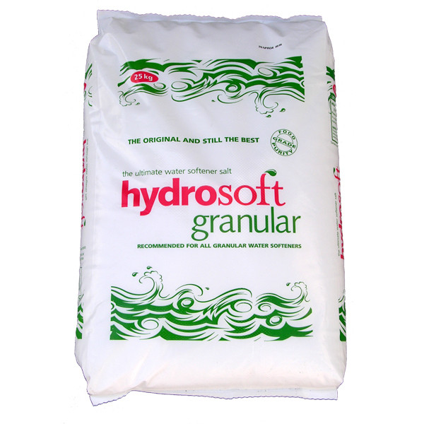 10 x Bags of 10kg Granular salt