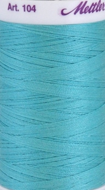 Mettler 104-0889 Cotton All Purpose Thread 3-ply 50wt 500m/547yds Aqua
