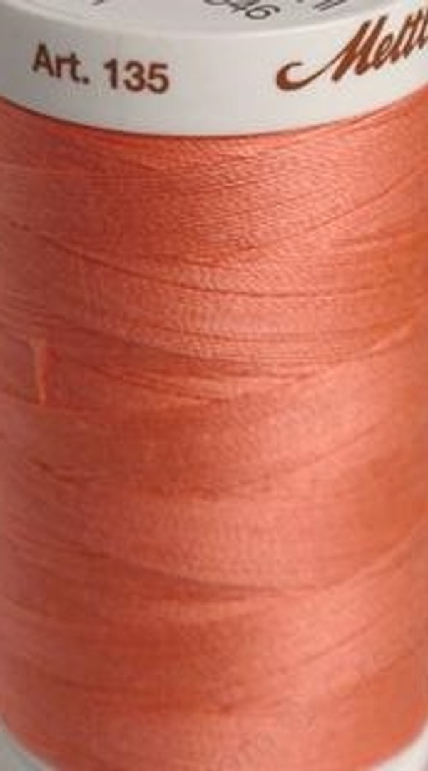 Mettler 135-806 Cotton Quilting Finish 40wt 457m/500yds Persimmon
