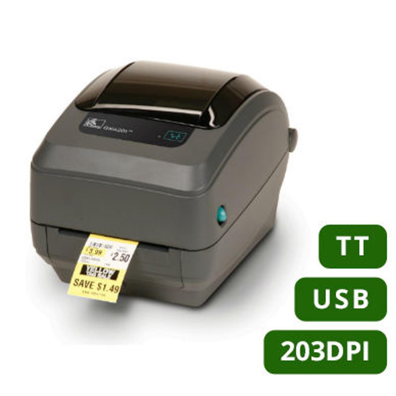 Zebra GK420 TT Printer USB/Ser