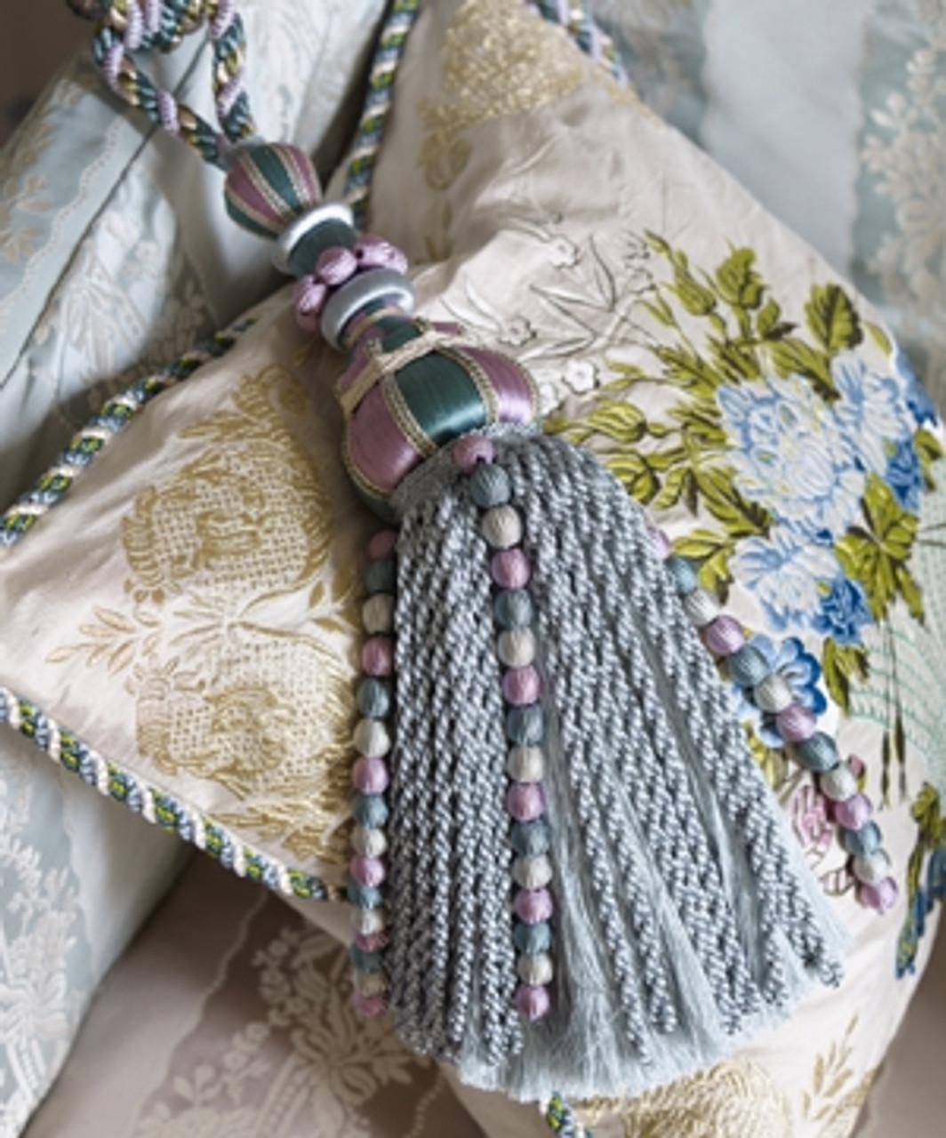 Curtain Rope Tiebacks