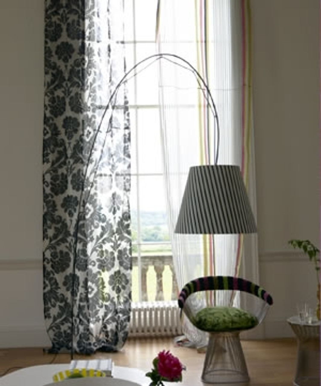 Sheers & Voil Curtains