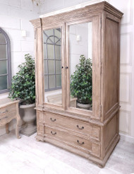 RECLAIMED WEATHERED FURNITURE