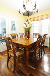French Country Furniture for Dining Rooms