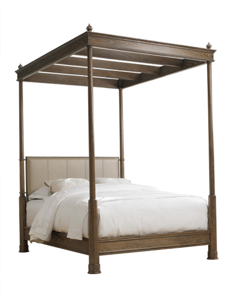 LANCASTER FOUR POST BED