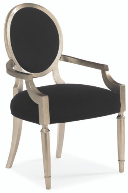 Luxury Arm Chair & Side Chair