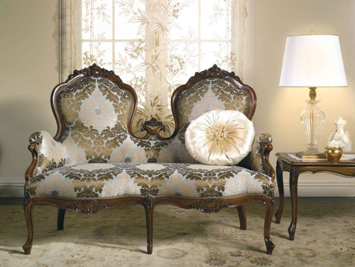 Chaise lounge / double chair