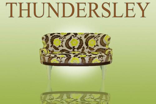 Upholstered Loveseat,  Camden Loveseat, Luxury Loveseat