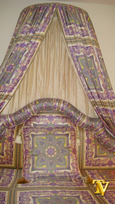 Luxury Bedding by Thundersley Home Essentials with fabric Designed by Gianni Versace 212 889 1917