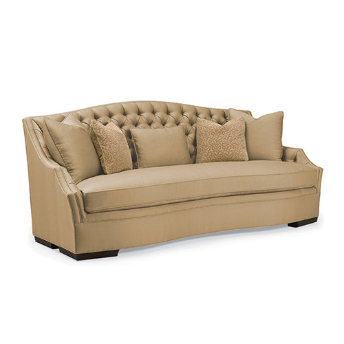 Kensington Sofa, tufted