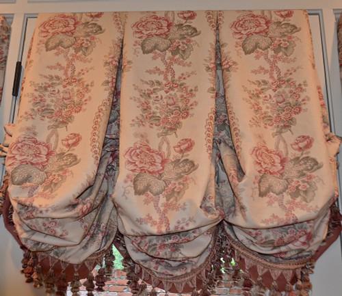 Balloon Shade, Bennison Fabric