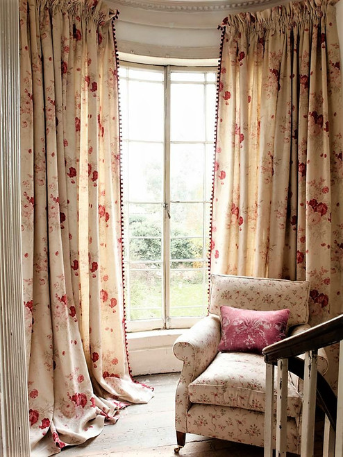 Country Curtains Shabby Chic Roses