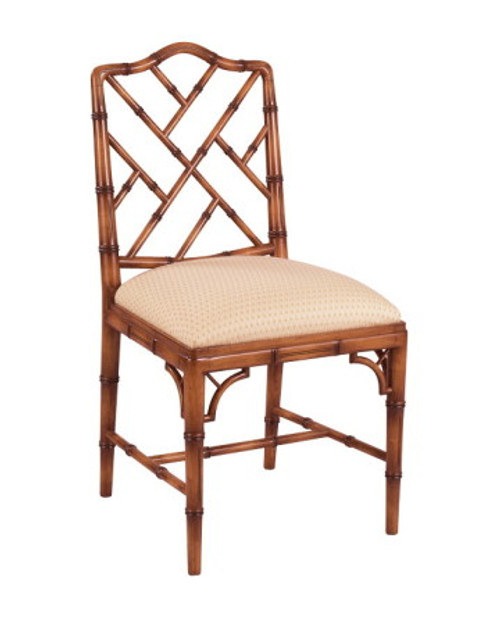 Side Chair, Bamboo style
