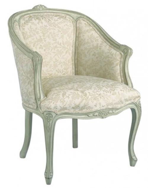 Bergere Chair, Louis XV