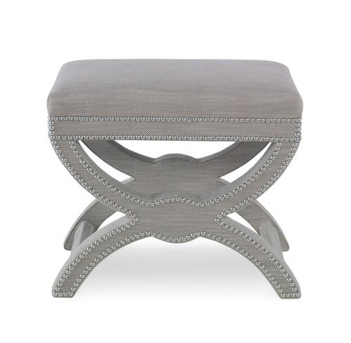 Bench X Frame II, Upholstered