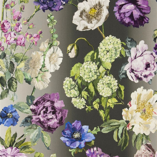 DESIGNERS GUILD ALEXANDRIA - AMETHYST FABRIC BY THE YARD