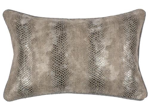 REPTILIAN SILVER REPTILIAN Fabric by Kravet Couture