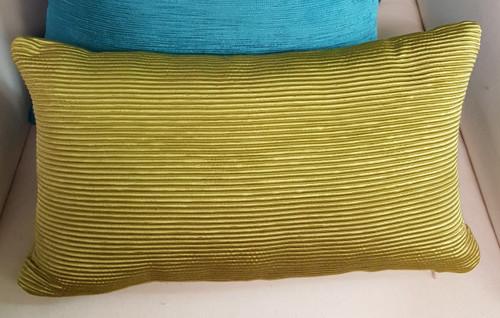 Kiwi Couch Pillow, Lumbar