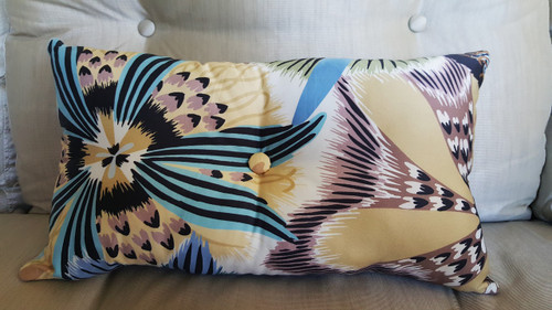 Missoni Olga Lumbar Throw Pillow