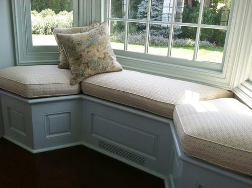Country Window Seat Cushion