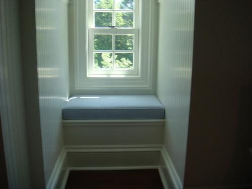 Playroom Window Seat Cushion