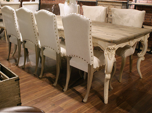 Shabby Chic Dining Table Set