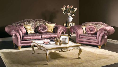 Classic Living Room Sofa Set