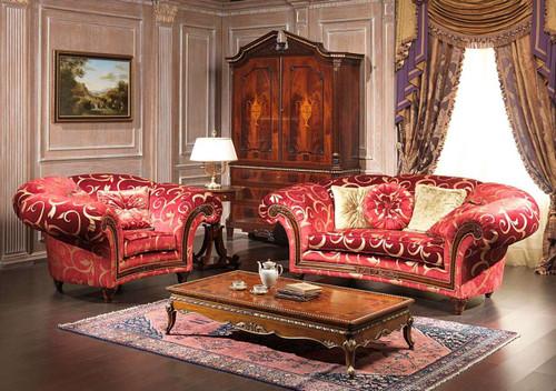 Palace Living Room Sofa Set