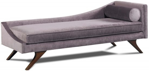 Mid Century Chaise Lounge