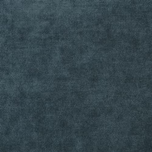 ZARAGOZASE Velvet Fabric, Color SEA