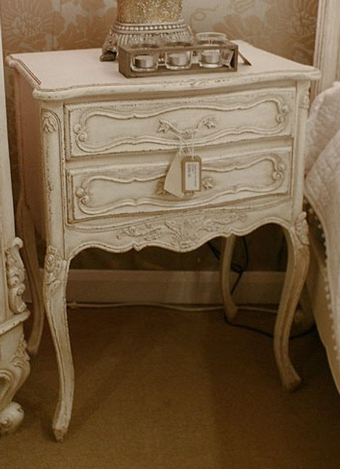 Nightstand Chateau White