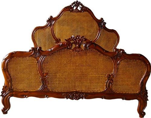 Mahogany French Beds