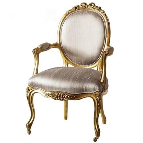 Versailles Gold Armchair