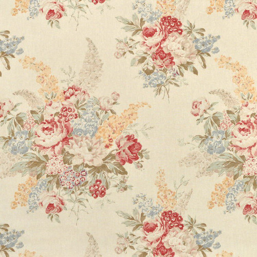 Ralph Lauren Angela Floral Cream Fabric