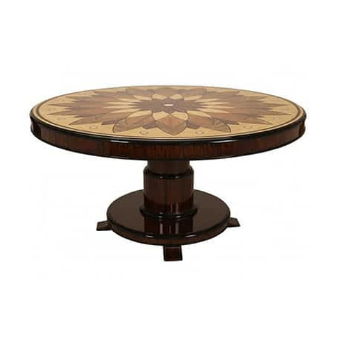 Randall Dining Table 60 Inch Diameter