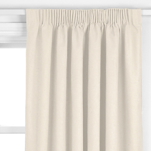 Natural Curtain Lined, Kitchen Curtains